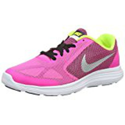 1df984a49570 Galleon - NIKE Girls  Revolution 3 (GS) Running-Shoes