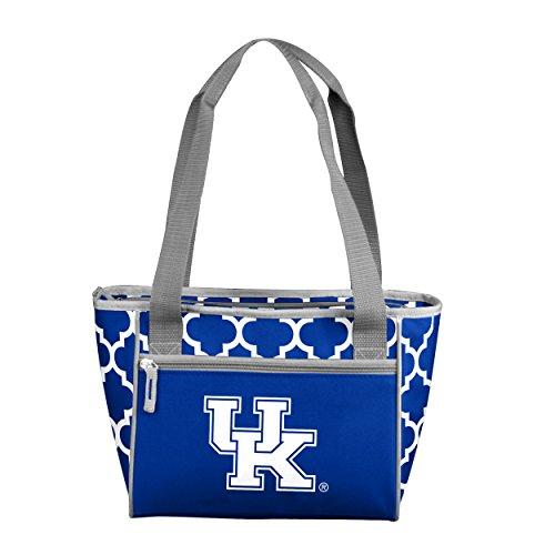 Logo Brands NCAA Kentucky Wildcats 16 Cooler Can Tote, Royal, One (Kentucky Cooler)