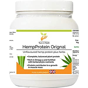 Quality HempProtein Manufactured in The UK to high...