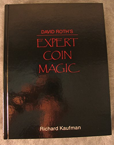 David Roth's expert coin magic.