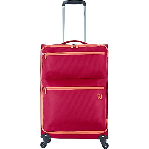 "Revelation Weightless 26"" Spinner Luggage (Deep Red)"