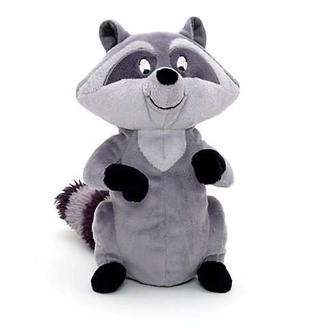 Disney Pocahontas Exclusive 10 Inch Plush Meeko Raccoon -