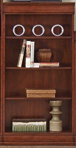Liberty Furniture 101-HO3060-RTA Louis Jr Executive Bookcase, 30