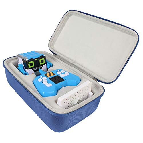 Khanka Hard Travel Case Replacement for Mibro - Really Rad Robots Interactive Remote Control Robot (Blue)