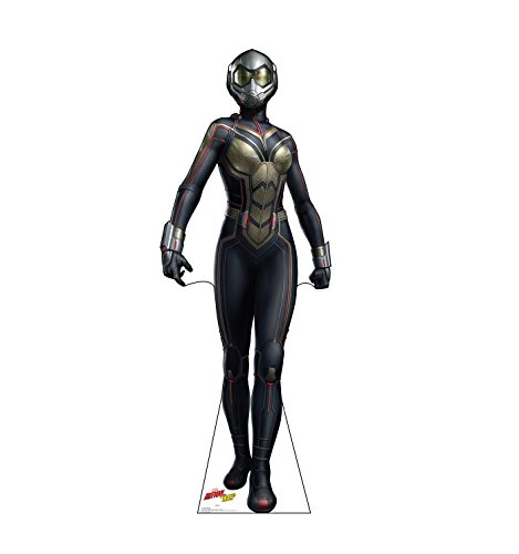 Advanced Graphics The Wasp Life Size Cardboard Cutout Standup - Marvel's Ant-Man and The Wasp]()