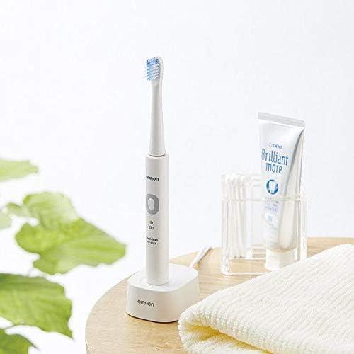 オムロン 音波式電動歯ブラシ HT-B917-W