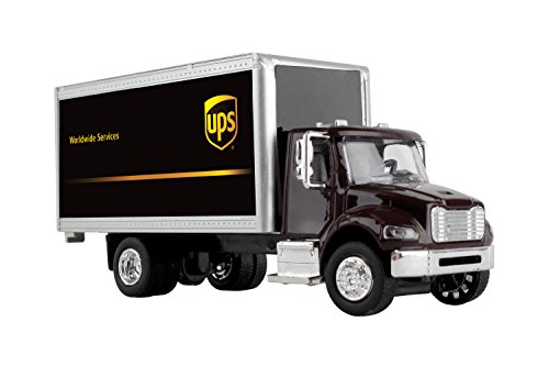 Ups Truck - Daron Ups Box Truck 1/50 Gwups001