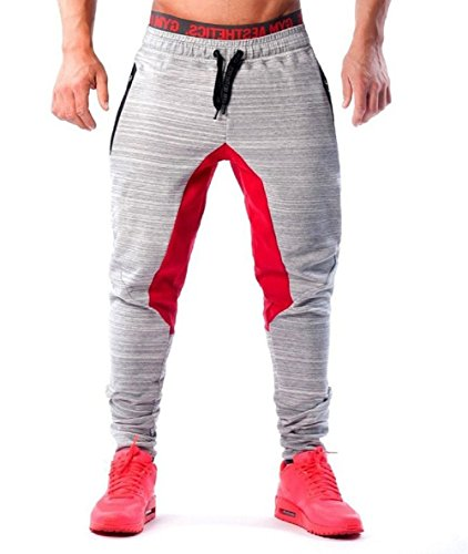 Efanr Bodyboulding Trousers Fitness Sweatpants