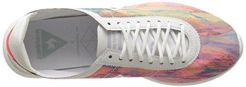 Le Coq Sportif Wendon Levity W Pastel Cloud Jacquard, Baskets Basses Femme Multicolore