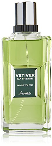 Vetiver Extreme Eau De Toilette Spray for Menby Guerlain, 3.4 Ounce (Guerlain Cologne)