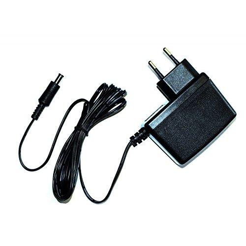 Compex Cargador 9 V-400MA-EU Unisex Adulto, Negro, 6 cm ...