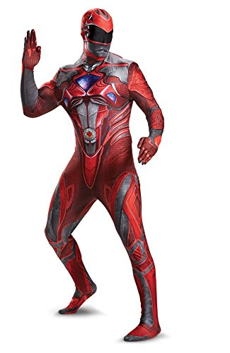 Power Rangers Red Ranger Adult Costume XXL 50-52 ()