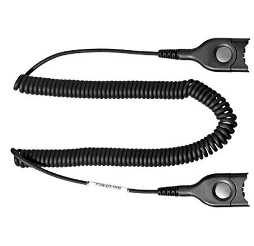 Sennheiser Easy Disconnect - Sennheiser Enterprise Solution CEXT01 Extension Cable Black