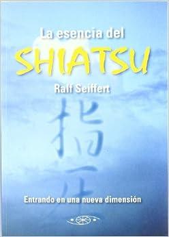 Book La esencia del Shiatsu