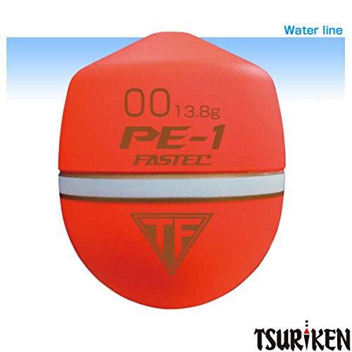 釣研 ファステック PE-1 スカーレット 000号の商品画像