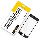 RhinoShield Protection Écran pour iPhone X/XS Verre Trempé Bord à Bord 9H | Résistance aux Rayures - Protection 3D courbée - Recouvre Tout l'écran