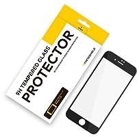 RhinoShield Protection Écran pour iPhone X/XS Verre Trempé Bord à Bord 9H   Résistance aux Rayures - Protection 3D courbée - Recouvre Tout l'écran