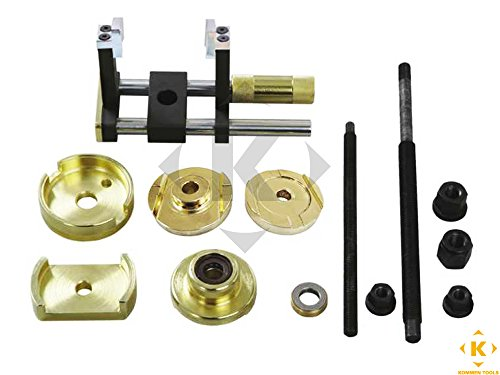 BMW Rear Suspension Subframe Bushing Tool Set (E46 Chassis - 3 series and E85 Chassis - Z4)