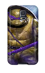 High-end Case Cover Protector For Galaxy S5(donatello Tmnt)