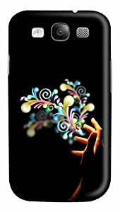 Abduzeedo Custom Samsung Galaxy I9300/Samsung Galaxy S3 Case Cover Polycarbonate 3D