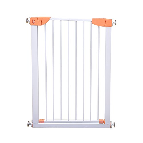 Fairy Baby Easy Install Extra Tall & Wide Walk Thru Gate,39.4'' High,Fit Spaces between 64.96'' to 68.50'' Wide by Fairy Baby (Image #1)