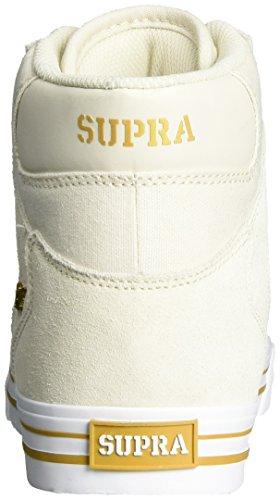 Supra Vaider Lc Sneaker Blanco Hueso / Blanco