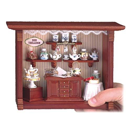 M.W. Reutter - Room Box Tea Shop Reutter Porzellan
