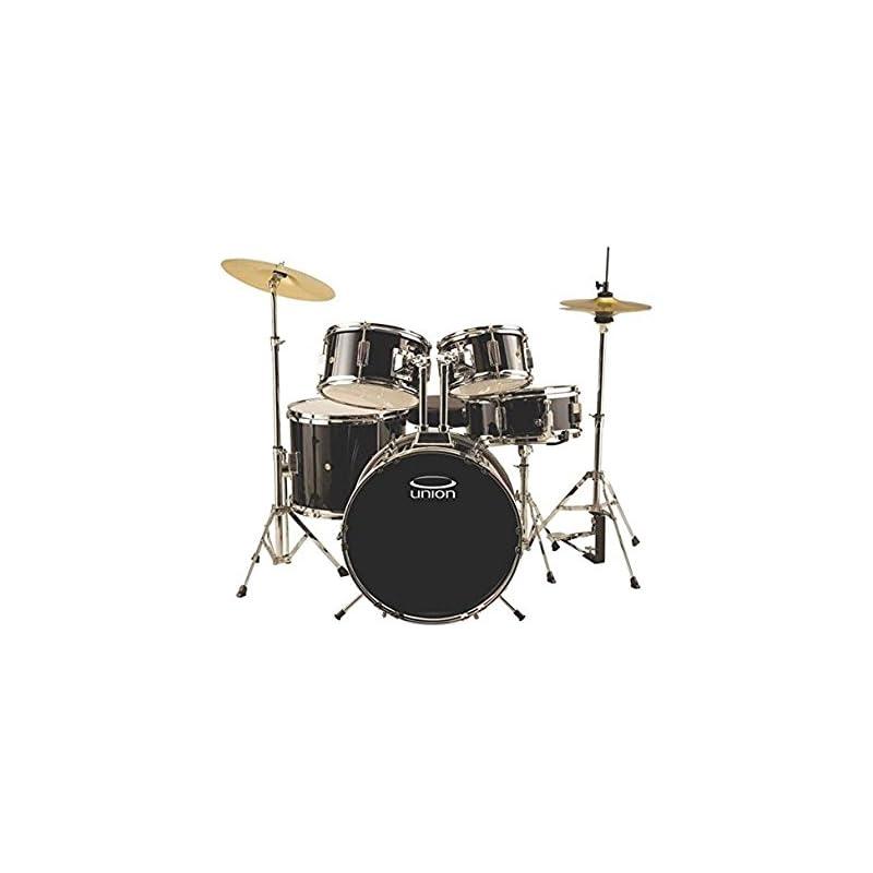 union-dbj5052-bk-5-piece-junior-drum