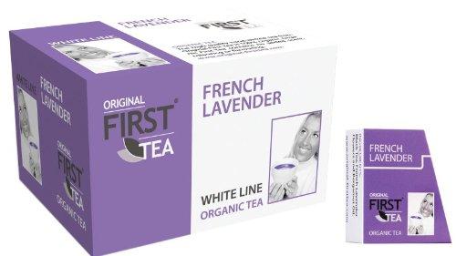 Primera té la Whiteline Francés Lavanda. EXCLUSIVA Lujo ...