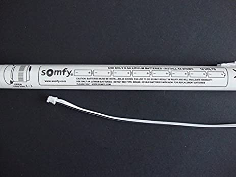41uu2H vQZL._SX463_ amazon com somfy reloadable battery wand ( 9014020) home & kitchen  at gsmportal.co