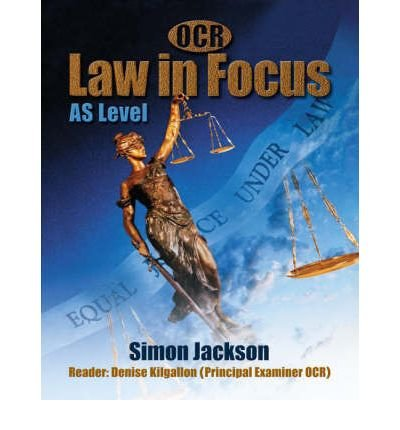 OCR Law in Focus: AS Level (Hardback) - Common PDF