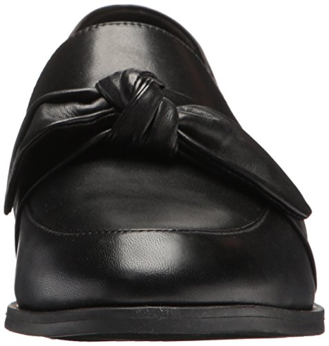 Janilly Leather Nine Loafer Leahter West Women's Black EqZ4aPR