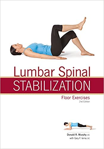 lumbar spinal stabilization floor exercises 2nd ed 8715 2 donald