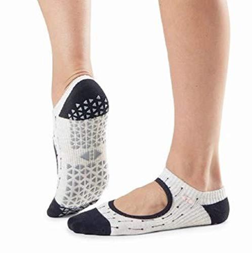 d3eb190b3f28b Tavi Noir Chey Mary Jane Fashion Grip Sock, Arrow Wanderlust, Medium