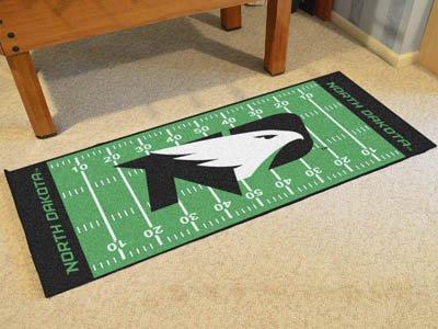 University of North Dakota Football Field Runner 30