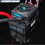Hobbywing EZRUN WP-SC8 Waterproof 120A Brushless ESC Speed Controller For 1:10 Car Buggy Truck