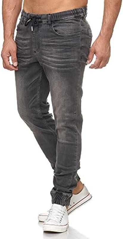 Tazzio męskie spodnie jeansowe 17506: Odzież