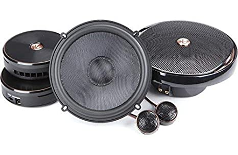 "Infinity Kappa 60CSX 6.5"" 2-Way Component Speaker System (300 W 100 RMS) Car Speaker Sets at amazon"