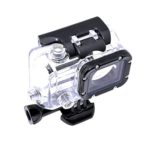 DuDuDu for GoPro Hero 3 Underwater Protective Box Waterproof Housing Case Shell Mount for Go pro 3 Action Camera Accessories