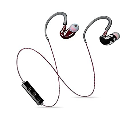 c0d7fa84bdd Buy Zebronics BE370 Bluetooth Earphone with Mic (Black) Online at Low  Prices in India - Amazon.in