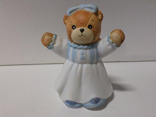 Lucy & Me Series (Enesco) **Bear Dressed as Wendy from Peter Pan Figurine** 107511