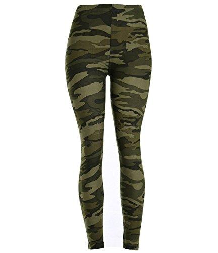 women camoflauge pants - 1