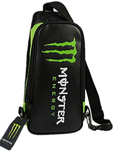 Monster Energy몬스터 에너지 스포츠 아웃도어 숄더백 어깨에 비스듬히 매는 백