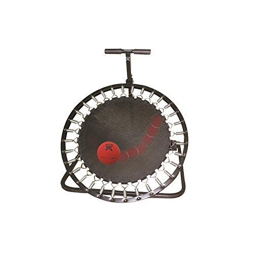 CanDo 10-3136 Adjustable Ball Rebounder, Set with Circular Rebounder, 5-Balls