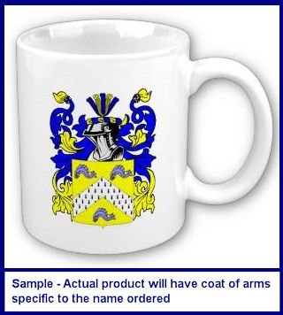 of Arms Coffee Cup ()