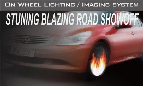 Agiletek WL-1702R On - Wheel Lighting & Imaging System, Size - 17 in.   B004VNBID0