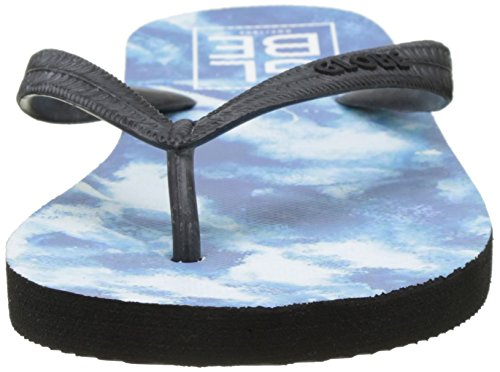 Globe Acid, Chanclas para Hombre Multicolor (Powder Blue/white)
