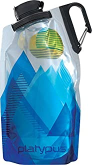 Platypus DuoLock SoftBottle Collapsible Water Bottle