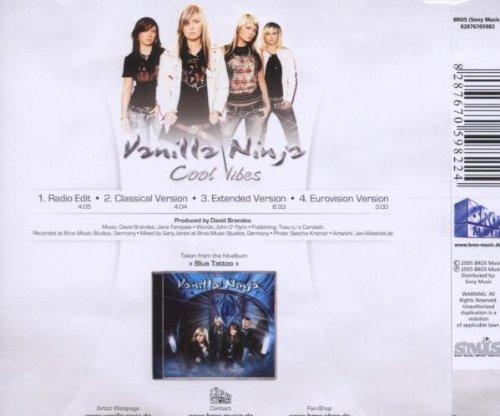 Cool Vibes: Vanilla Ninja: Amazon.es: Música