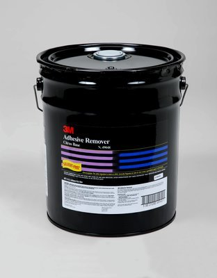 3M(TM) Adhesive Remover, 5 gal Pail, Bulk [PRICE is per PAIL] by 3M